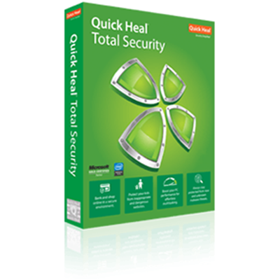 Quick Heal Total Security - 3 User - 3 Year